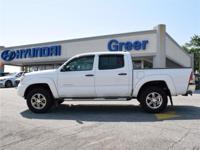2015 Tacoma PreRunner V6 (A5) 4x2 Double Cab 127.4 in.