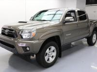 2015 Toyota Tacoma with TRD Sport Package,4.0L V6