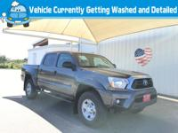 Outstanding design defines the 2015 Toyota Tacoma!