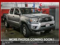 Options:  2015 Toyota Tacoma Prerunner|Silver|Toyota