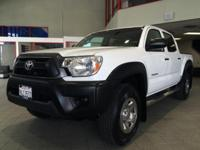 Options:  2015 Toyota Tacoma 2Wd Double Cab V6 At