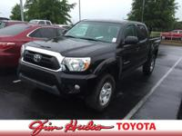Options:  2015 Toyota Tacoma| This Is It. Drive Home In