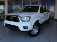 Tacoma PreRunner, 4D Double Cab. CARFAX One-Owner.