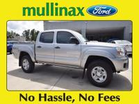 PRERUNNER DOUBLE CAB!!! **BACK-UP CAMERA**,
