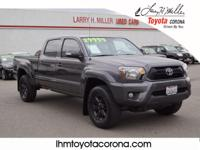 Don't miss out on this 2015 Toyota Tacoma PreRunner! It