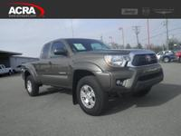 Toyota Tacoma, options include:  Fog Lights,  Power