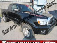 A 2015 toyota tacoma with less than 45,000 miles on it!