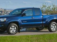 Tacoma trim. CARFAX 1-Owner, LOW MILES - 14,147! EPA 21