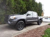 We are excited to offer this 2015 Toyota Tacoma. This