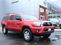 **ACCIDENT FREE CARFAX**. 4WD, Bed Mat (PPO), Roof