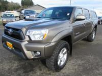 CARFAX 1-Owner, LOW MILES - 15,123! Tacoma trim, PYRITE