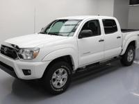2015 Toyota Tacoma with TRD Off-Road Package,4.0L V6