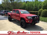 Options:  2015 Toyota Tacoma Is Offered To You For Sale