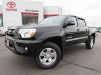 TRD Off-Road Sport package!! This 2015 Toyota Tacoma is