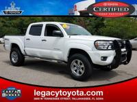 CARFAX One-Owner. Certified. Clean CARFAX. Tacoma TRD