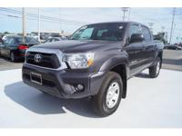 Don't miss out on this 2015 Toyota Tacoma V6! It comes
