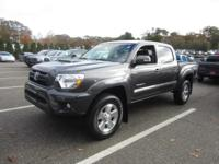 CARFAX 1-Owner! This 2015 Toyota Tacoma TRD Sport, has