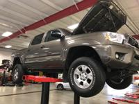 This outstanding example of a 2015 Toyota Tacoma is