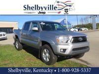 CARFAX One-Owner. Clean CARFAX. 2015 Toyota Tacoma TRD