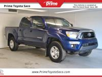 CARFAX One-Owner! Toyota Certified! 2015 Toyota Tacoma