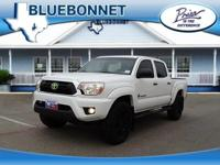 Excellent Condition. Tacoma trim, Super White exterior