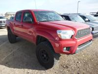 Options:  2015 Toyota Tacoma|Take Command Of The Road