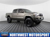 Clean Carfax One Owner Truck with Premium Wheels!