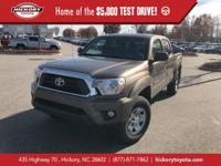 Pyrite Mica 2015 Toyota Tacoma V6 4WD 5-Speed Automatic