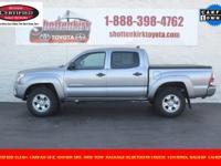 Options:  2015 Toyota Tacoma 4X4 V6|Aluminum/Alloy