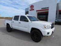 Recent Arrival! 2015 Toyota Tacoma Clean CARFAX. 4WD.