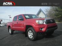 Used 2015 Toyota Tacoma, stk # 17199, key features