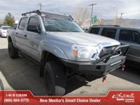Options:  2015 Toyota Tacoma V6|4X4 V6 4Dr Double Cab