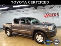 Toyota Certified. SR5 4WD, Front Fog Lamps, a