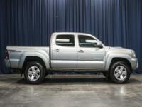 One Owner Clean Carfax 4x4 Truck with Rear Backup