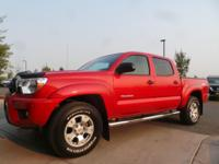 Options:  2015 Toyota Tacoma |Towing/Camper Pkg|Trd