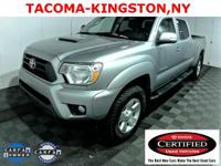 TRD SPORT extra value package 4D Double Cab 4x4. ABS