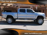 Options:  2015 Toyota Tacoma V6 Trd 4X4|The Toyota