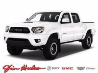 This 2015 Toyota Tacoma 4WD Double Cab LB V6 AT is