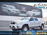 Snag a steal on this 2015 Toyota Tacoma BASE before