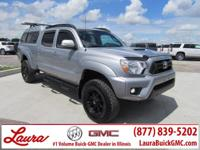 1-Owner New Vehicle Trade! 4.0 V6 Double Cab 4x4. TRD