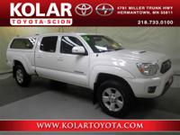 TRD Sport Double Cab, 4WD, ONE Owner Per AUTO CHECK