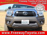 CARFAX One-Owner. Clean CARFAX. 2015 Toyota Tacoma V6