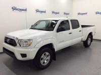 CARFAX 1-Owner, LOW MILES - 36,444! Tacoma trim. EPA 21