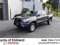 LEATHER SEATS *** TRD Sport Package: Sport Suspension