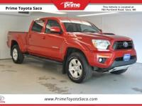 CARFAX One-Owner! Toyota Certified!, 2015 Toyota Tacoma