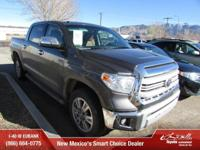 Options:  2015 Toyota Tundra 1794|4X4 1794 4Dr Crewmax