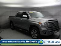 This Tundra has less than 14k miles*** New In Stock..