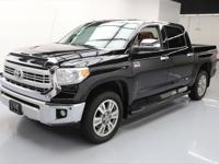 2015 Toyota Tundra with 1794 Edition,5.7L V8