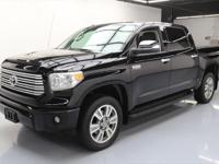 This awesome 2015 Toyota Tundra 4x4 comes loaded with