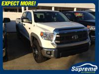 Call ASAP! Join us at Supreme Toyota! If you've been
